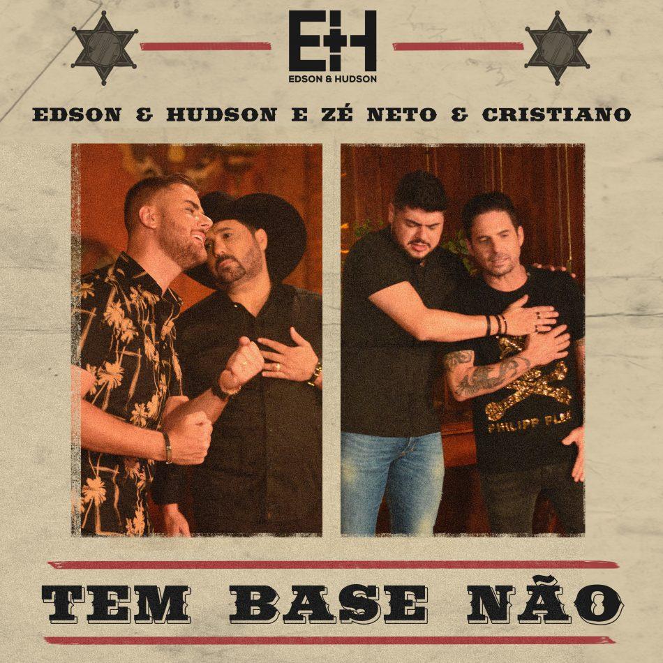 Lançamento Edson & Hudson, Zé Neto e Cristiano