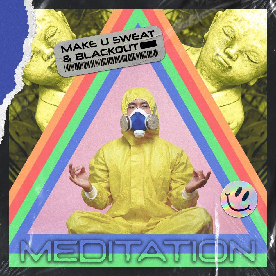 Lançamento Make U Sweat: Meditation